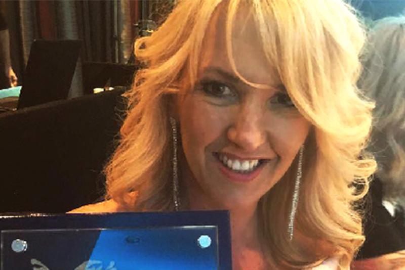 Karen Betts Wins Lifetime Achievement Award
