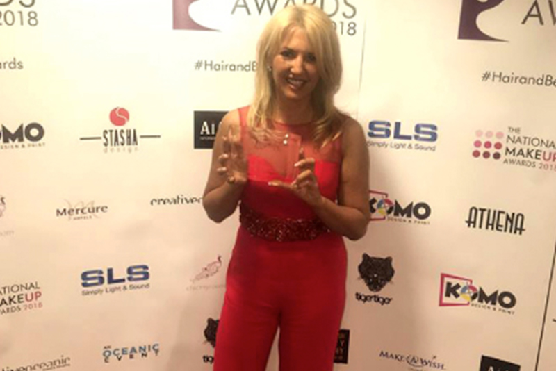 Karen Betts Wins 'Permanent Makeup Specialist Of The Year' Award
