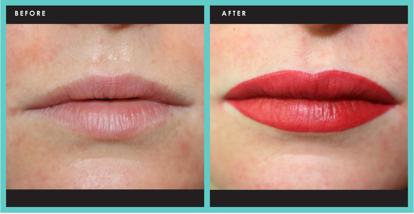 3 Things to consider when choosing your perfect permanent lip colour